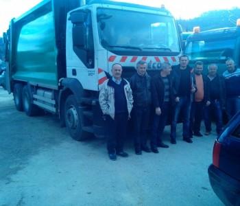 U Općinu Prozor-Rama isporučena dodatna oprema za zbrinjavanje otpada