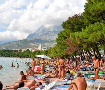 Na makarskoj rivijeri ovoga vikenda više od 50.000 turista