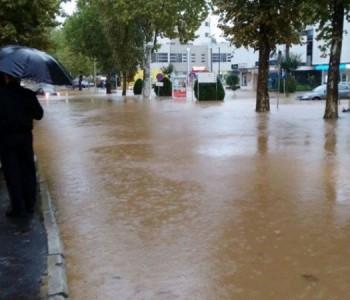 Palo 80 litara kiše po kvadratu: Potop u Čitluku, u Lukoću nikad više vode