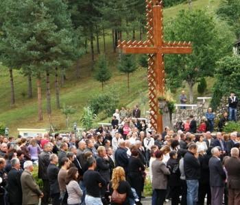 Najava: Proslava Sv. Ivana Krstitelja na Uzdolu