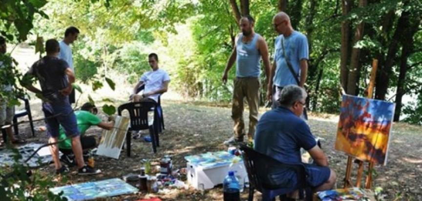 Ovaj vikend Likovna kolonija Davor Sesar u Bijelom Polju