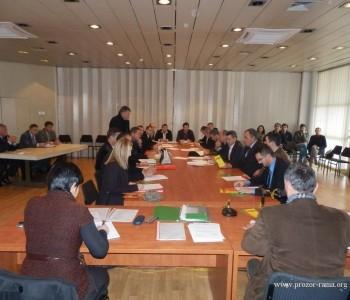 Najava  22. sjednice Općinskog vijeća Prozor-Rama