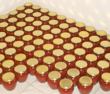"""Udruga """"Glas"""" proizvela prve tegle džema od šipka"""