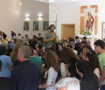 Foto: Na Uzdolu svečano proslavljen Blagdan sv. Ivana Krstitelja