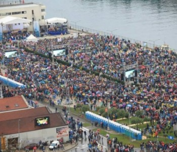 Završen veličanstveni Susret hrvatske katoličke mladeži u Dubrovniku