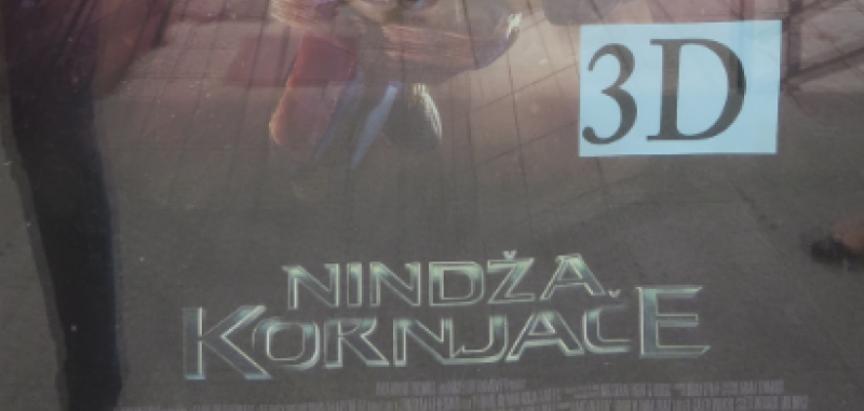 NAJAVA: Projekcije filmova Nindža kornjače i Lucy u petak u Domu kulture