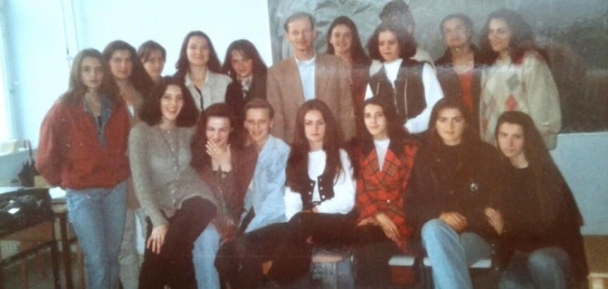 Generacija maturanata 1994./1995. poziva na dvadesetu godišnjicu mature