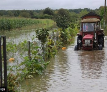 Vodostaji u porastu, proglašene mjere obrane od poplava