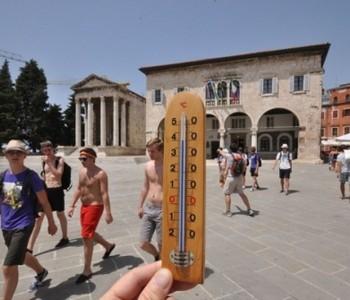 Gradovi na Balkanu najtopliji u Europi: U Mostaru 41, Podgorici 40, a u Oslu 17 stupnjeva Celzijusa