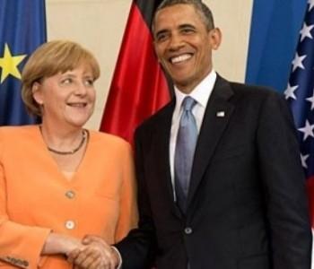 Angela Merkel u Washingtonu na sastanku s Obamom