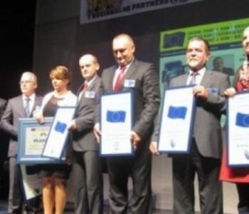 Europski pokret u BiH uručio Plaketu općini Prozor-Rama