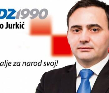 HDZ 1990 pobijedio: Mario Jurkić načelnik općine Domaljevac-Šamac