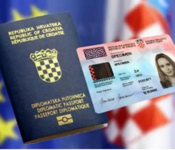 Hrvatske putovnice bez prebivališta, gubitak više ne treba oglasiti