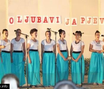 U Gabeli održana večer zborskog pjevanja