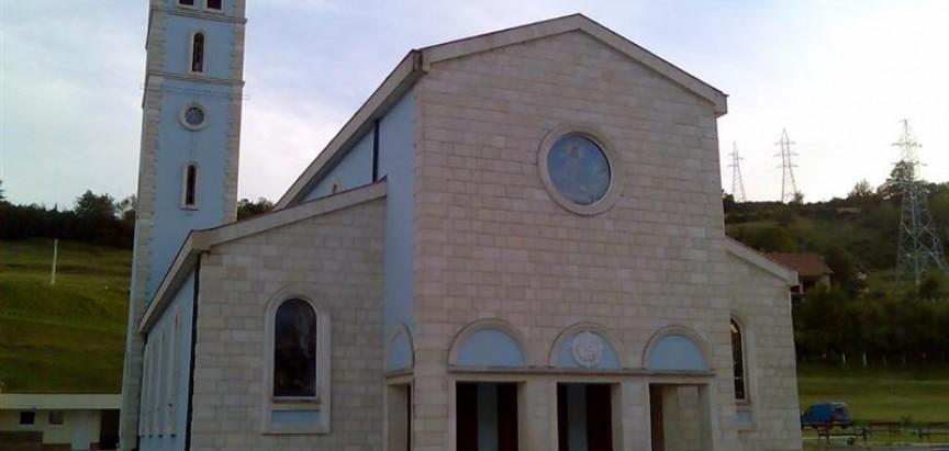 Opljačkana crkva u Prozoru