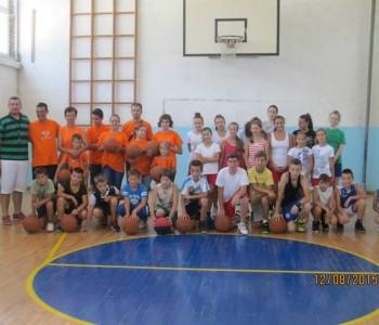 UG RDPP Djeca nade : Održana Sportsko-edukativna radionica iz košarke