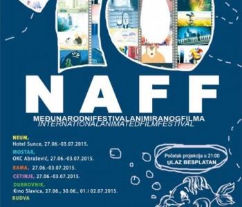 Općina Prozor – Rama suorganizator međunarodnog festivala animiranog filma NAFF Neum 2015