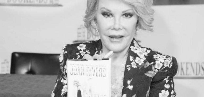 Preminula poznata komičarka Joan Rivers