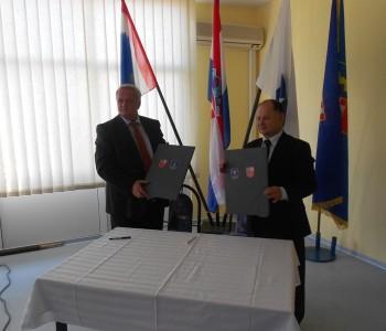 Potpisana Povelja o suradnji između Popovače i Prozor-Rame
