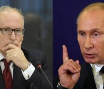 Znak produbljenja sukoba Rusije i EU