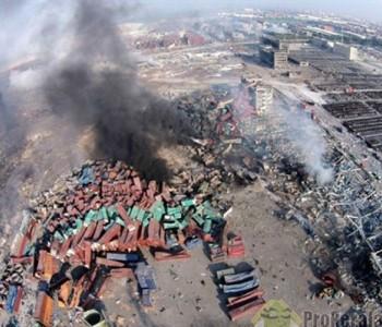 Nove eksplozije u razorenom dijelu kineskog grada Tianjina