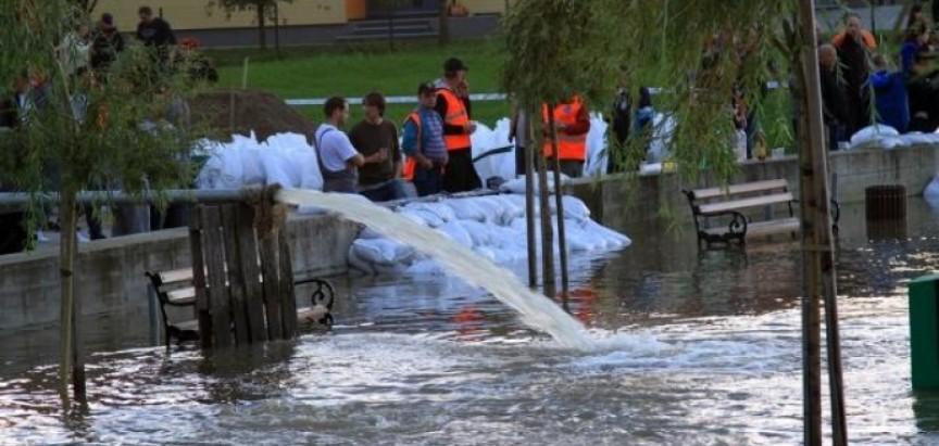 Hrvatska se i dalje bori s poplavama