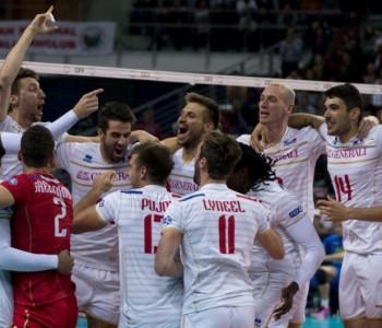 Francuska prvi put prvak Europe, Sloveniji prva medalja