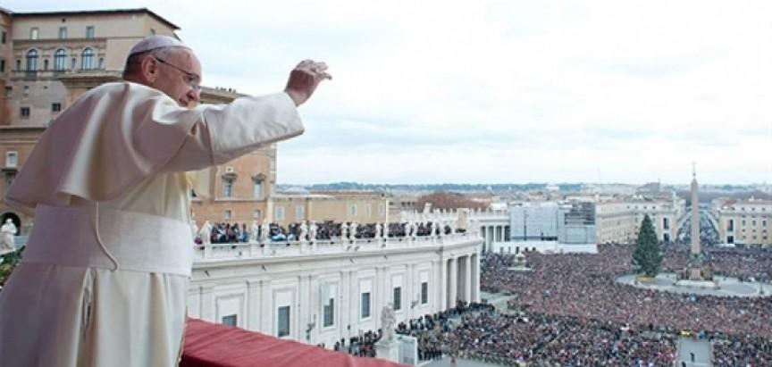 Papa Franjo u Sarajevo dolazi 6. lipnja