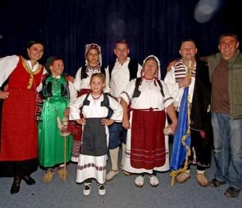 Ramljaci u Trilju  na proslavi Dana neovisnosti Republike Hrvatske
