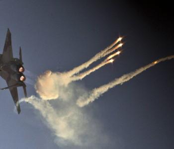 Drama u Engleskoj: F-15 srušio se nedaleko od škole