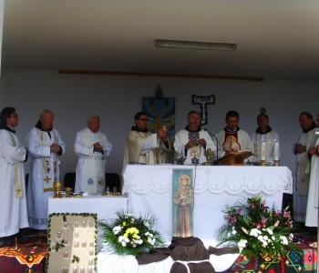 Proslava sv. Franje u Rumbocima