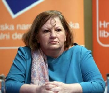 Hrvatska ministrica kulture Andrea Zlatar Violić podnijela ostavku