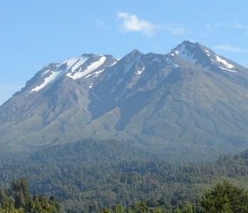 Erupcija vulkana u južnom Čileu