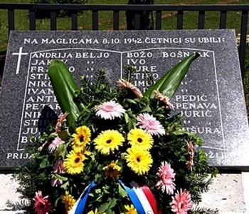 Najava: Sv. misa za pobijene na Maglicama