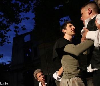 Predstava 'Na tri kralja ili kako hoćete' Williama Shakespearea 16. i 17. kolovoza