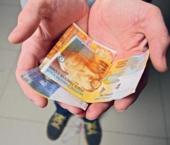 Austrija: Kredit u CHF samo ako je i prihod u CHF