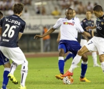 Hajduk slomio i Norvežane, Balić golom zapalio Poljud
