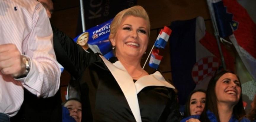 Grabar-Kitarović: Hrvatski narod u BiH mora postati jednakopravan u svakom pogledu