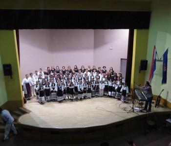 Održan humanitarni koncert društva iz poplavljenih područja Bosne i Posavine