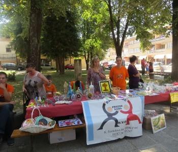 FOTO: Održana peta Izložba radova i rukotvorina djece i osoba s posebnim potrebama