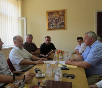 Delegacija grada Popovače posjetila Općinu Prozor-Rama