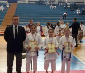 KK Empi: Nove medalje osvojene u Čitluku