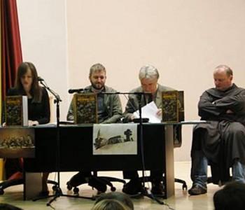 Predstavljena nova knjiga fraTomislava Brkovića