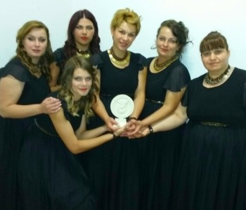 "Arabella na festivalu "" Klape Gospi Sinjskoj """
