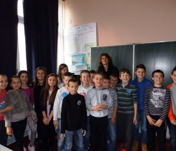 Učenici osvojili nagradu u dm natjecanju Veseli zubići