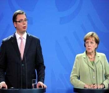 Merkel-Vučić: Srbija će raditi na očuvanju stabilnosti u regiji