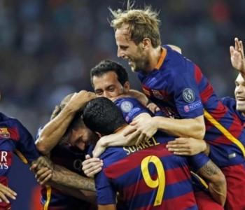 Barcelona peti put osvojila Uefin superkup