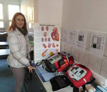 Dom zdravlja Rama bogatiji za dva defibrilatora