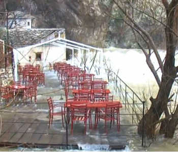 Poplave u Hercegovini: Voda poplavila kafiće i restorane, prijeti kućama