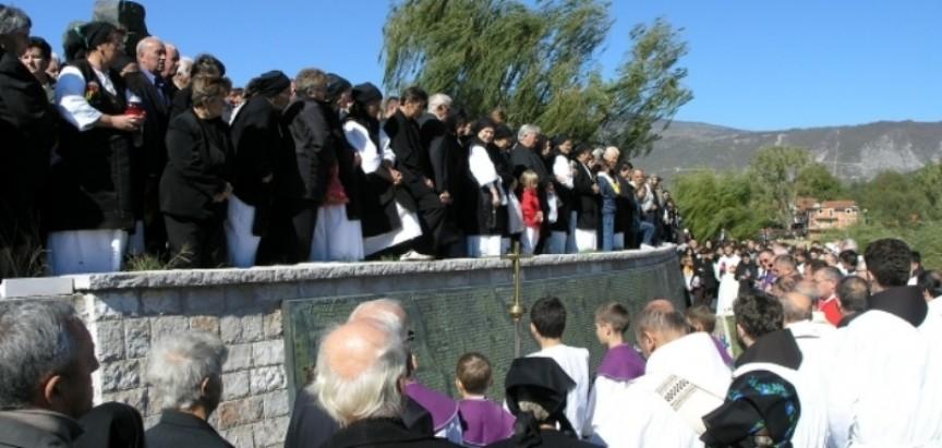Komemoracija svim ramskim žrtvama u nedjelju, 12. listopada na Šćitu